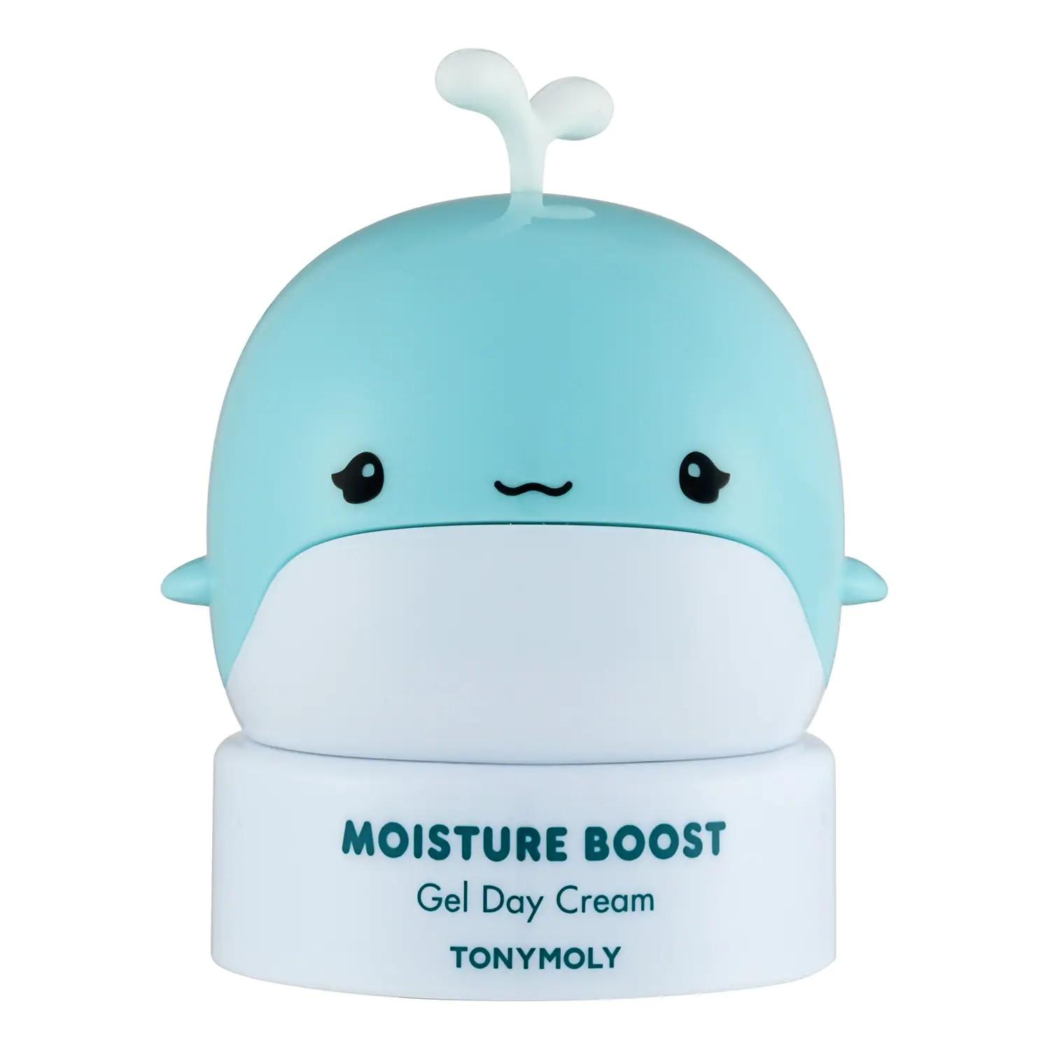 Moisture Boost Gel Day Cream de Tonymoly