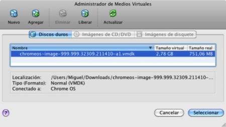 virtualbox sun asistente administrador medios virtuales