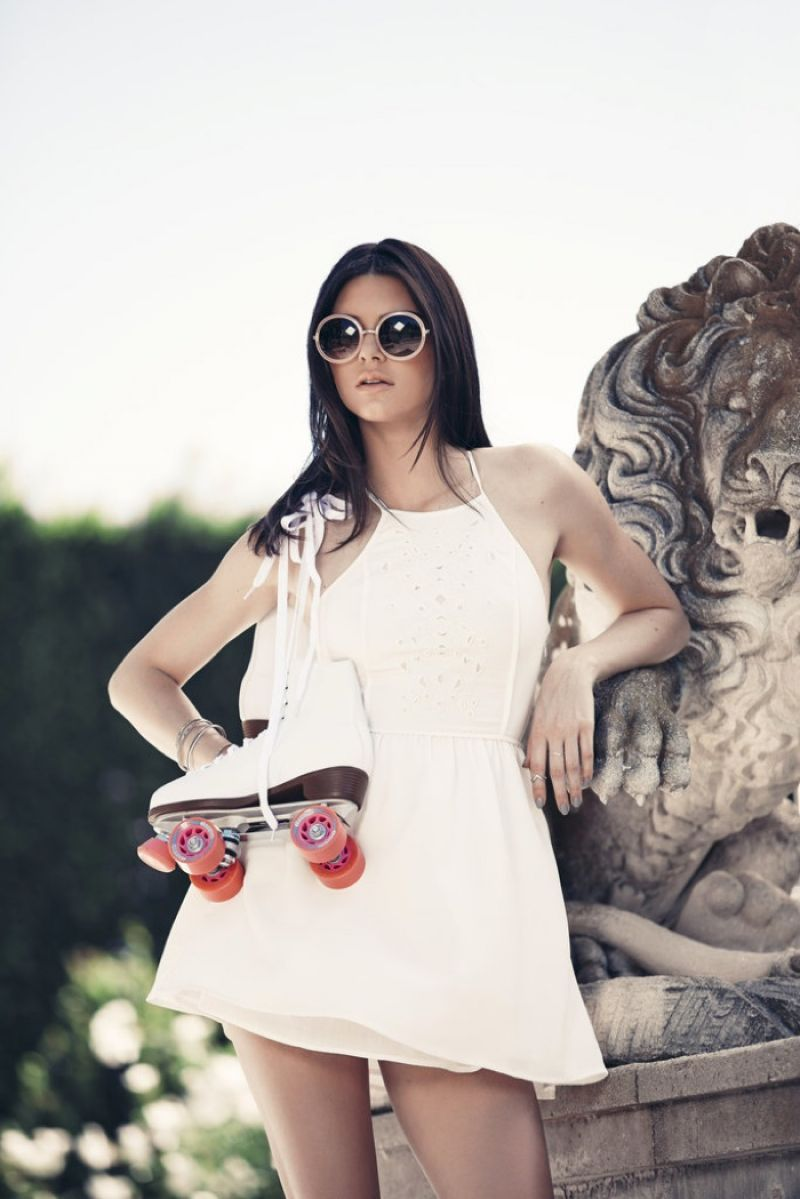 Kendall y Kylie Jenner Pacsun Verano 2015