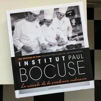 Institute Paul Bocuse, la escuela de la excelencia culinaria. Posiblemente el libro más grande de cocina jamás publicado
