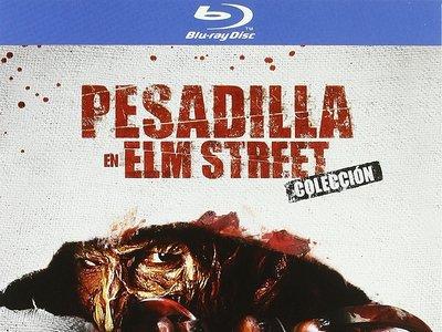 Colección Pesadilla en Elm Street, en Blu-ray, por sólo 8,99 euros