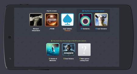 Humble Mobile Bundle 21: Goat Simulator, Sage Solitaire, _PRISM y más a precio de ganga