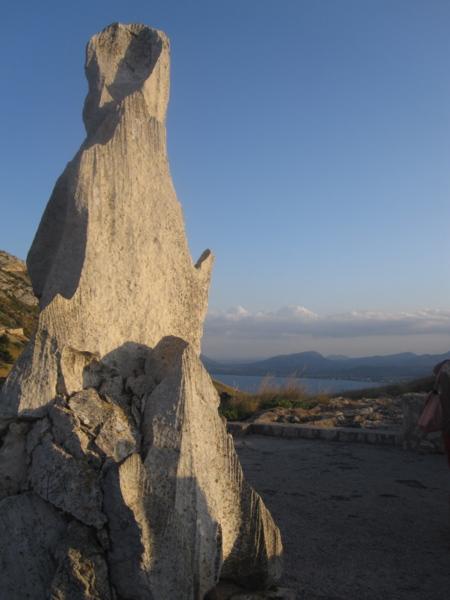 Mirador de Sa Creueta o Colomer, Mallorca