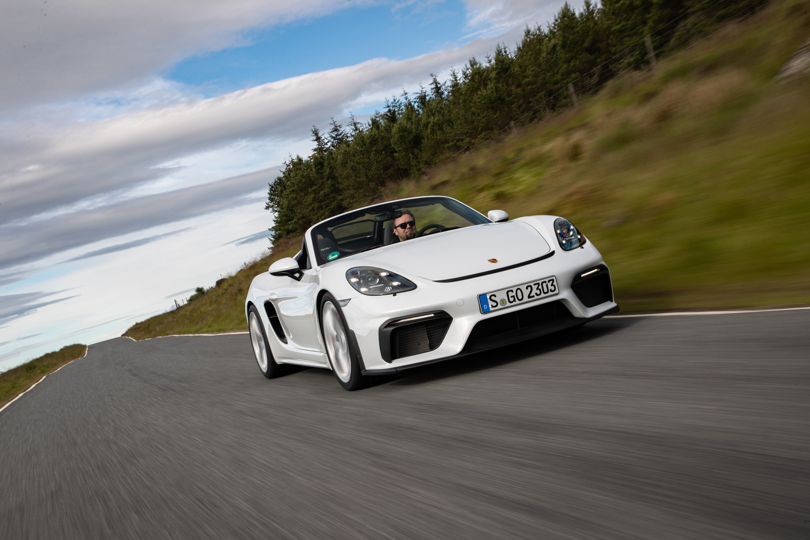 Foto de Porsche 718 Spyder (prueba contacto) (28/296)