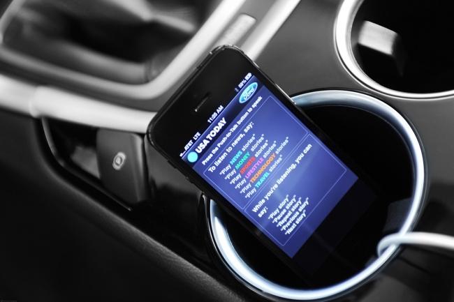 Ford SYNC AppLink desarrolladores de aplicaciones