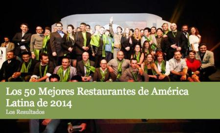 10 restaurantes mexicanos entre los 50 mejores de América Latina