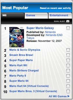 Mario es el mejor embajador de Nintendo