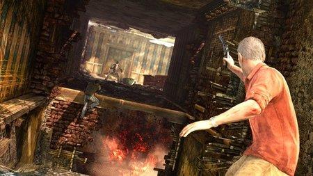 'Uncharted 3: Drake's Deception': dos nuevos vídeos de juego real para vuestro deleite