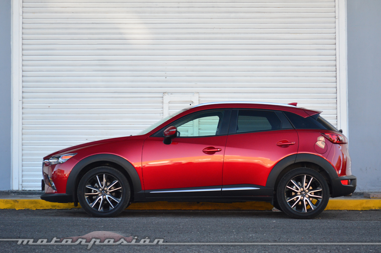<b>Mazda CX-3</b> (Prueba) (8/16)