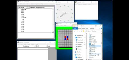 Así se ve la evolución de Windows actualizando un PC versión a versión desde MS-DOS hasta Windows 10