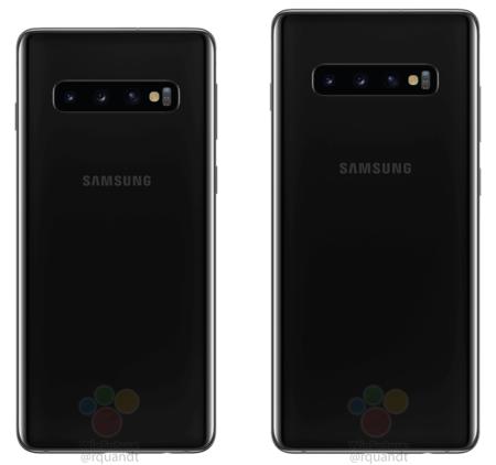 Samsung Galaxy S10 S10 Plus Imagenes Prensa Camaras