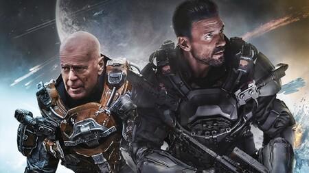 Tráiler de 'Cosmic Sin': Bruce Willis y Frank Grillo exterminan extraterrestres para salvar a la humanidad