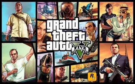 Ya puedes descargarte 'GTA V' desde el bazar de la Xbox 360