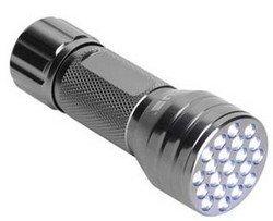 Linternas de LEDs, mucho más potentes