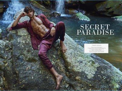 Marlon Teixeira nos muestra los looks -y el cuerpo- perfectos para el verano