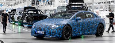 Mercedes va en serio con los eléctricos: el EQA está listo y otros cinco modelos vendrán entre 2021 y 2022