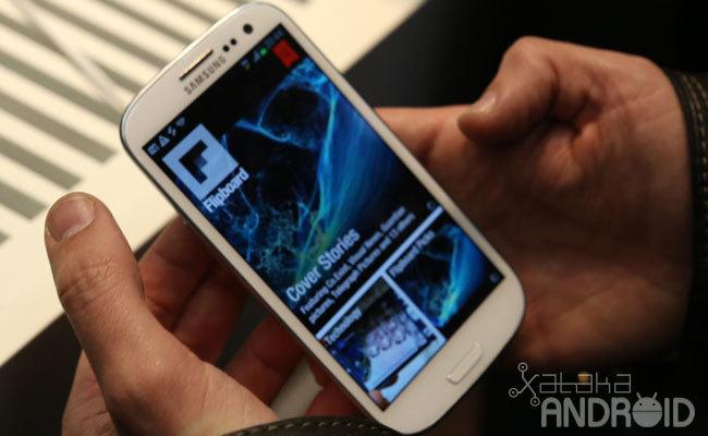 Foto de Samsung Galaxy SIII (8/16)