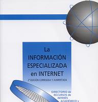 Nueva guía del CSIC, La Información Especializada en Internet