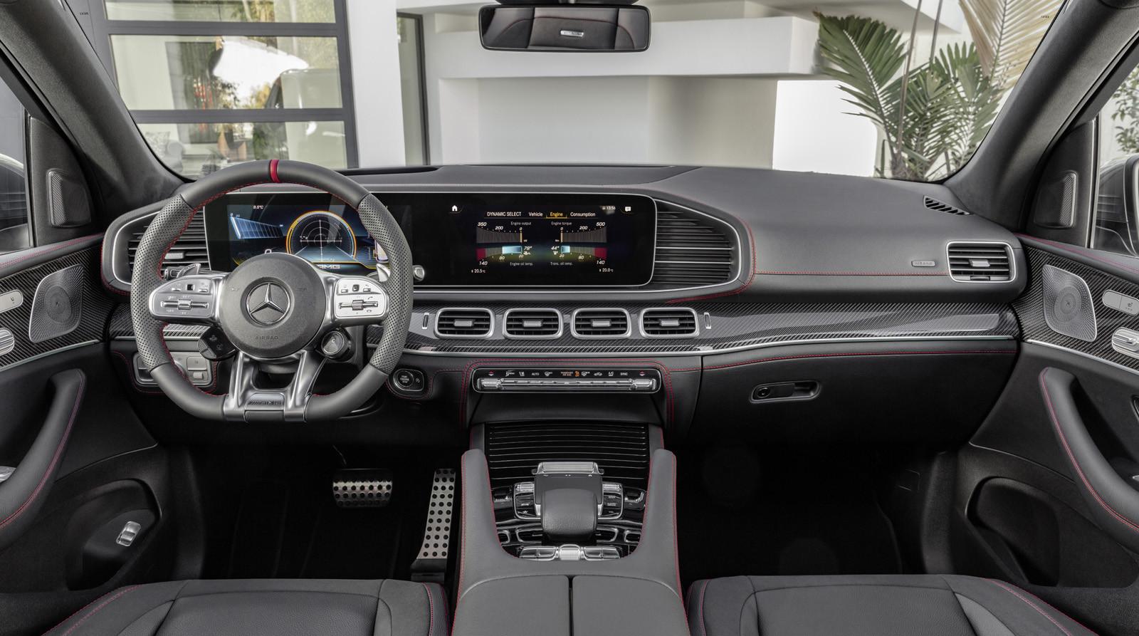 Foto de Mercedes-AMG GLE 53 4MATIC+ 2019 (35/44)