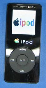 """Ya tenemos ganador del premio """"Copia con más morro del iPod"""""""