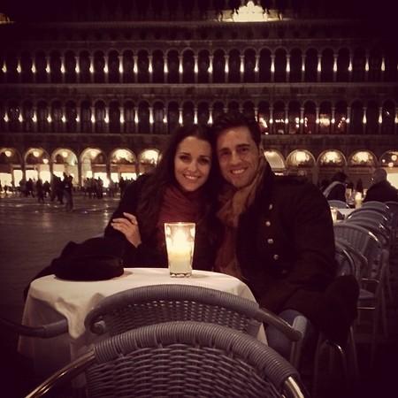 Busta y Paula en Venecia