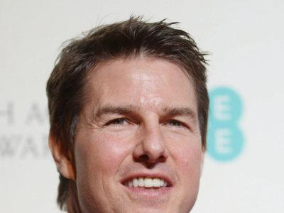 Atención, pregunta: ¿qué le ha pasado a Tom Cruise en la cara?