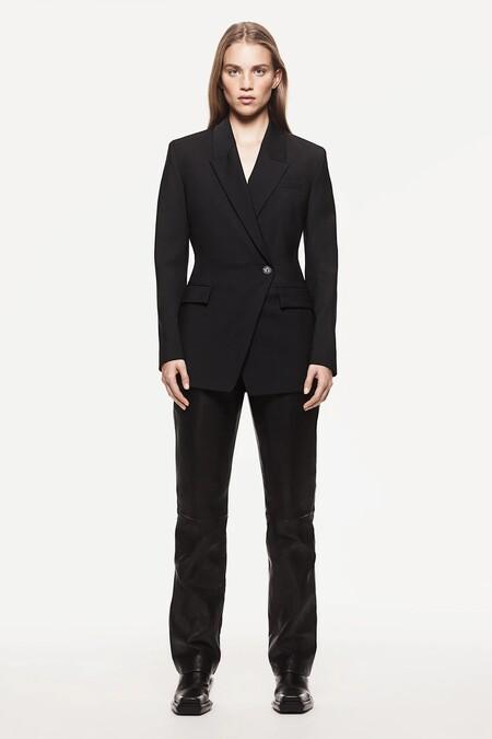 Zara Blazer Entallado Balenciaga