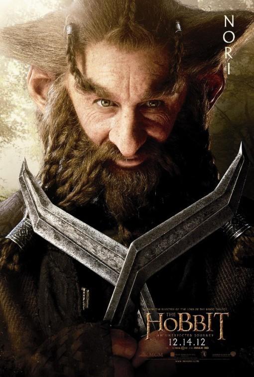 Foto de 'El hobbit: Un viaje inesperado', carteles (22/28)