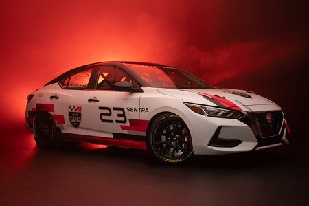 Nissan Sentra Cup 1