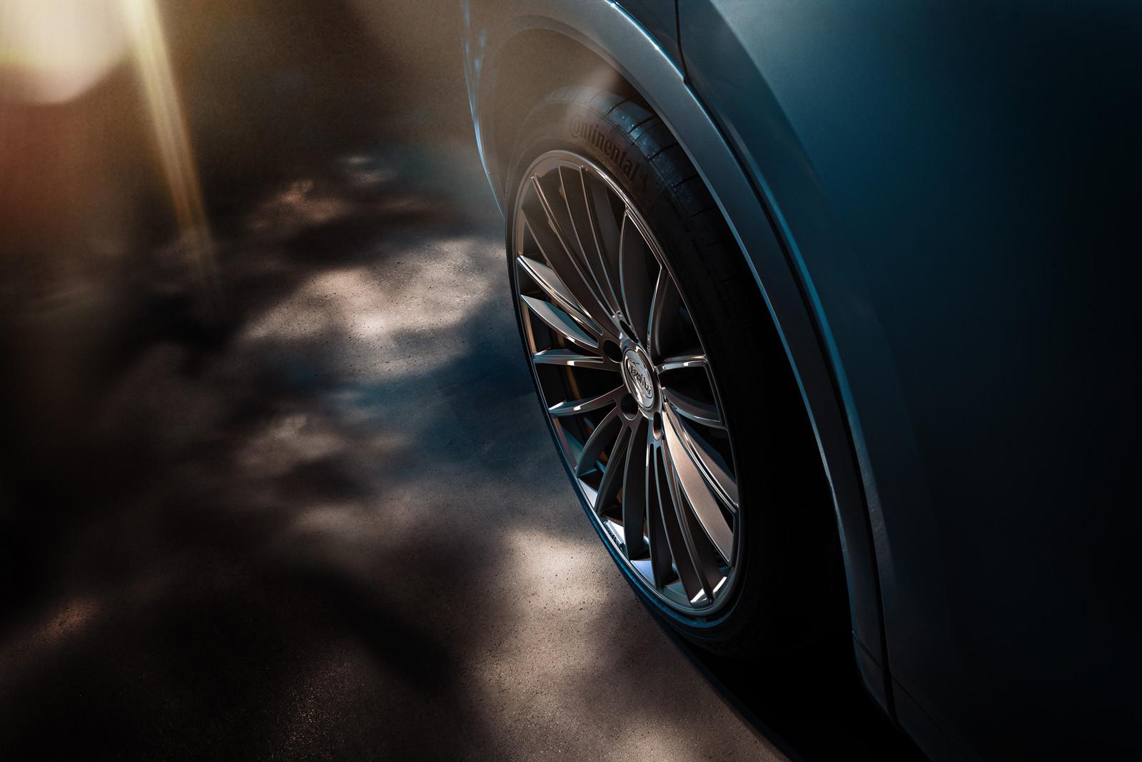 Foto de Techart Porsche Cayenne Turbo (18/21)