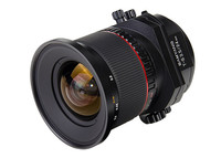 Samyang Tilt-Shift 24mm f/3.5 ED AS UMC, gran angular para Full Frame