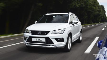 SEAT Ateca 4DRIVE, al volante del SUV español, ahora con tracción integral