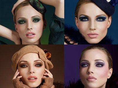 Smoky Couleur, Make Up For Ever apuesta por el efecto ahumado este otoño-invierno 2011/2012