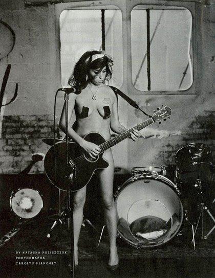 La canción del nuevo Bond es para Amy Winehouse
