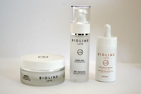 Estos tres productos de Bioline Jatò que hemos probado son perfectos para las pieles sensibilizadas y que necesitan un extra de luz