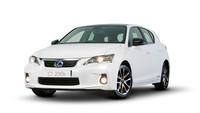 Lexus CT 200h Aniversario, edición limitada desde 27.275 euros