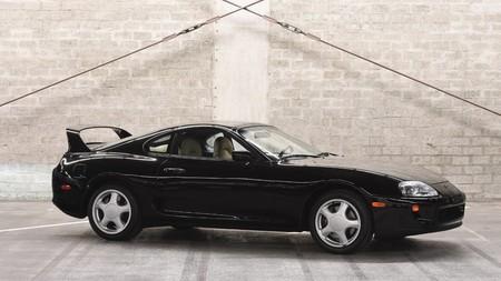 Alguien ha pagado más de 150.000 euros por este Toyota Supra Turbo de 1994 totalmente original