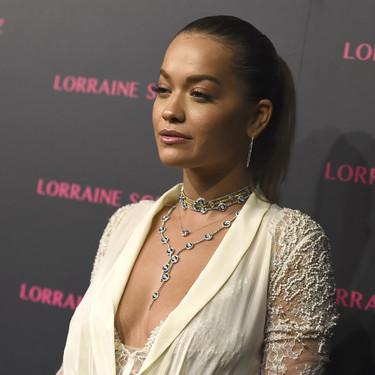 Las celebrities convierten la presentación de Lorraine Schwartz en una alfombra roja de diseño