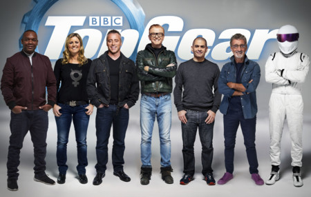 Top Gear - Chris Evans - Sabine Schmitz - Chris Harris - Matt LeBlanc