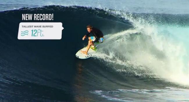 glassy pro surf surfistas