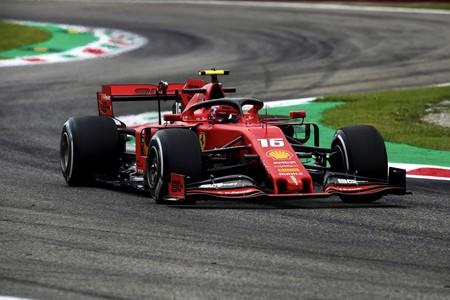 Leclerc Italia F1 2019 2