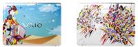Sony Canvas, productos personalizados