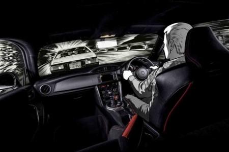 Toyota GT 86 Initial D