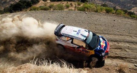 Rally de México 2011. Sébastien Loeb marca las diferencias