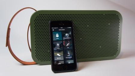 BeoPlay A2  de B&O, diseño y calidad de sonido se dan la mano