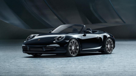 Mucho más material gráfico de los Porsche 911 y Boxster Black Edition