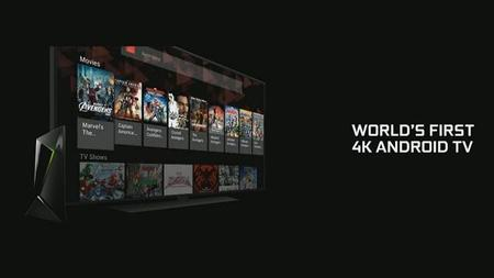 Nvidia Shield Console 4k Androidtv