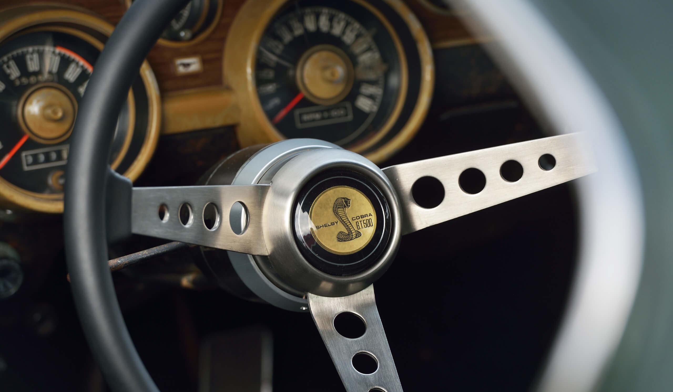 Foto de Ford Mustang Bullitt (9/10)