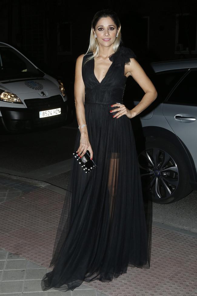 premios feroz alfombra roja look estilismo outfit Mariam Hernandez