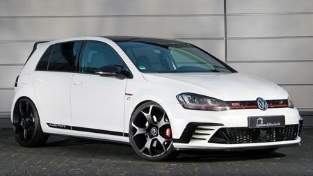 B&B transforma el VW Golf GTI Clubsport S: hasta 480 CV para el tracción delantera más veloz del 'Ring'